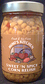 Mimi\'s Kitchen - Country Relish from a Family Tradition